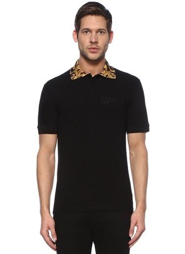 Versace Jeans Tişört Siyah